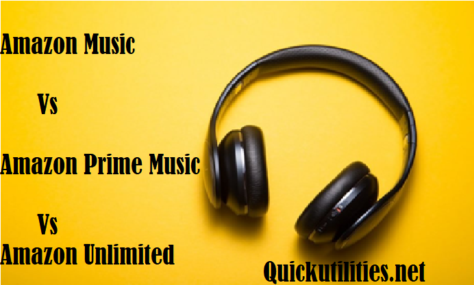A Guide To Explain All About Amazon Music Types And Differences