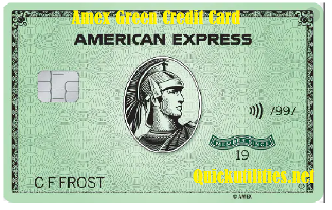 American Express Green Card: All About Amex Green Credit Card