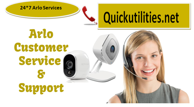 Arlo Customer Support: Free Online Camera Repair Services