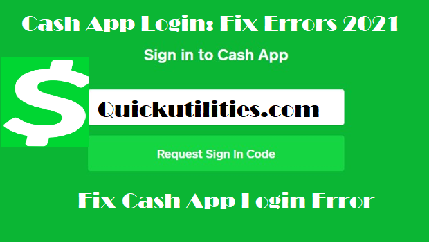 Cash App Login Online l Sign in to Your Cash App Account