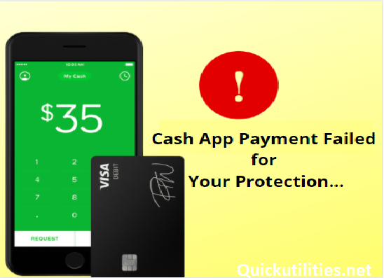 Cash App Failed For My Protection: Fix Cash App Transfer Failed Issue