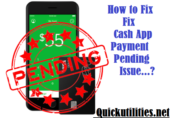 Reason and Solution For Cash App Payment Pending