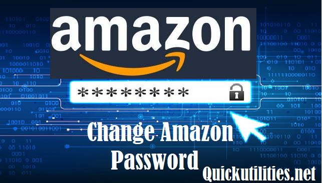 How Do I Change Amazon Account Password? Unlock Amazon Account