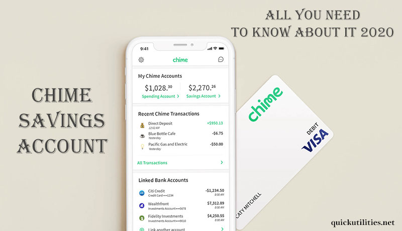 Chime Savings Account: All You Need to Know About It 2020