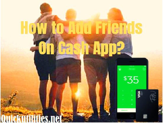 How to Add Friends on Cash App? Add Someone on Cash App