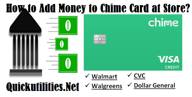 Where Can I Load My Chime Card? Add Money to a Chime Card