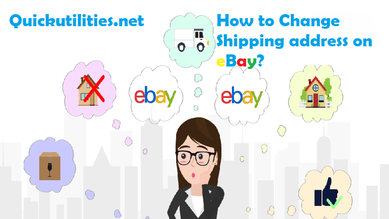 How to Change Shipping Address on eBay? Quick Answer