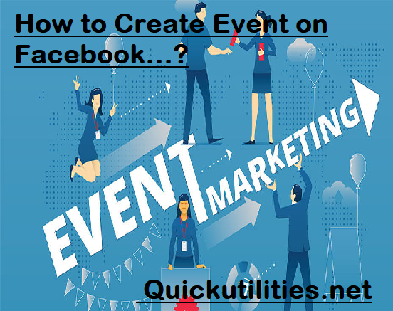 How to Create an Event on Facebook? Public and Private Event