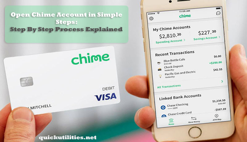 Open Chime Account in Simple Steps: Step By Step Process Explained