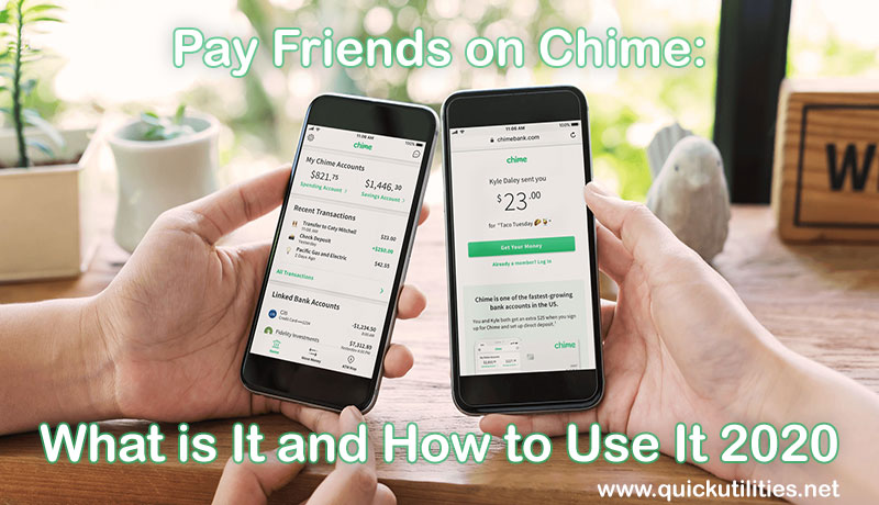 Pay Friends on Chime: What is It and How to Use It 2020