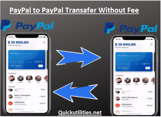 PayPal to PayPal Transfer Without Fee - Best Tricks Explained
