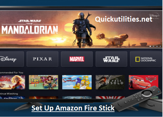 How to Set Up Amazon Fire Stick? Fix Amazon Fire Stick Not Working Problem