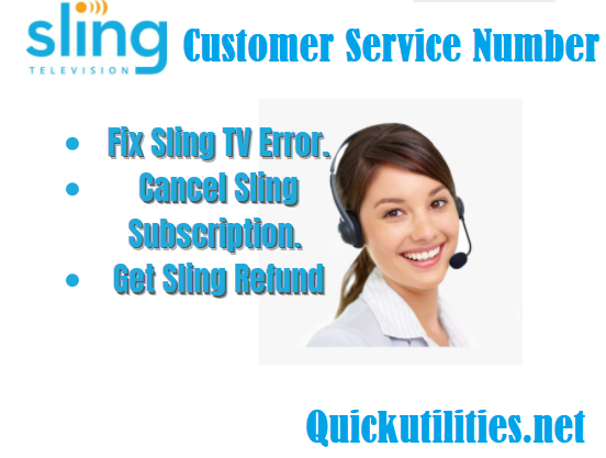 What Is Sling Customer Service Number? USA Helpline Number