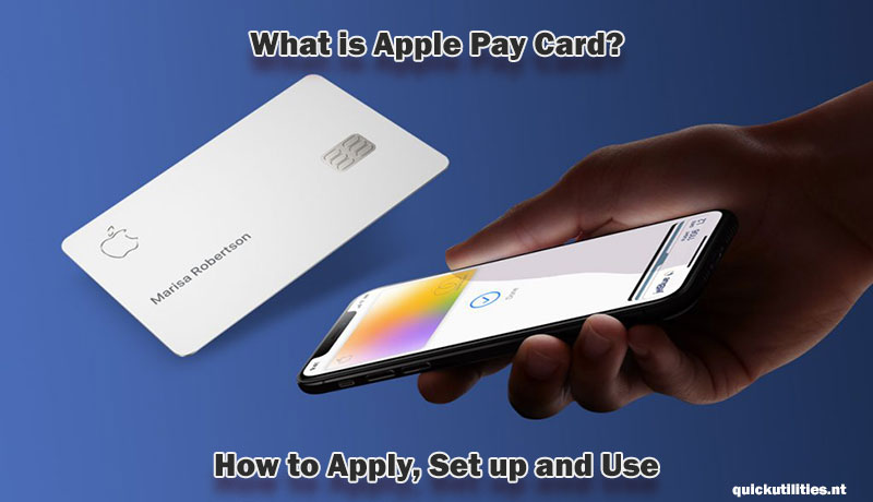 What is Apple Pay Card? How to Apply, Set up and Use