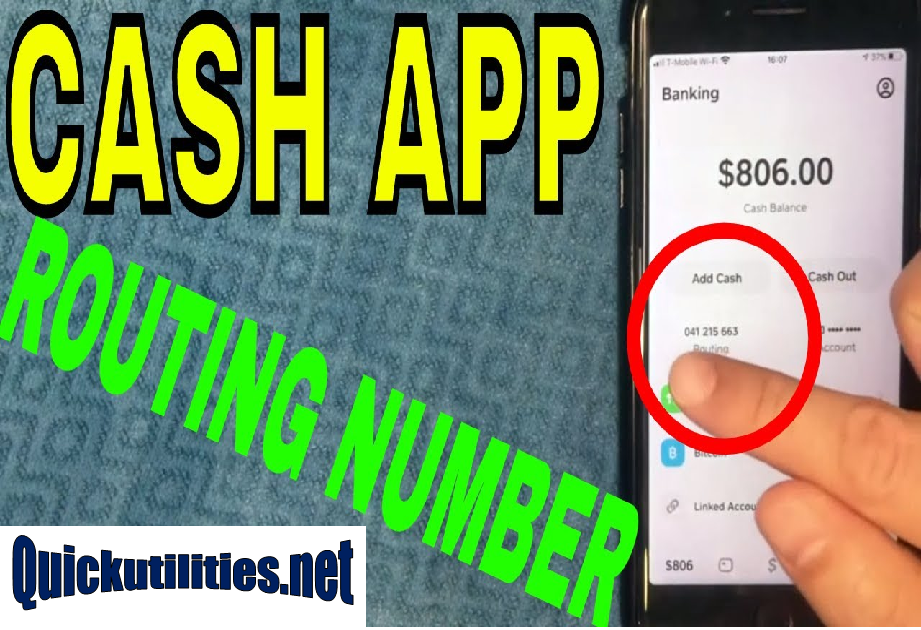 How to Find Cash App Routing Number? Change Your Routing Number