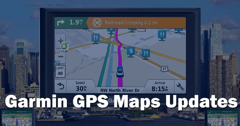 How to Update Garmin GPS? Step by Step Process Explained